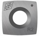 "Easy Wood Tools Ci1-R2 / 2"" Radius Carbide Cutter"