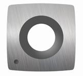 "Easy Wood Tools Ci2-R2 / 2"" Radius Carbide Cutter"