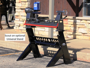"""Robust Scout 14"""" Lathe with optional stand"""