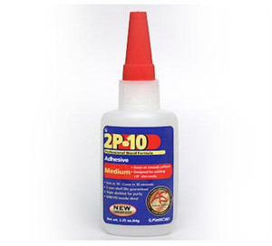 Fastcap 2P-10 Medium CA Glue 10 Oz