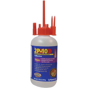 Fastcap 2P-10 Thin CA Glue 2.25 Oz