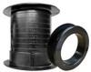 """Fastcap Grommet 2.5"""" Black 2-Sided"""