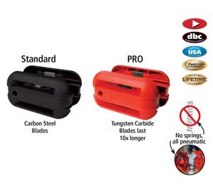 Fastcap Quad Pro W/Carbide Bld
