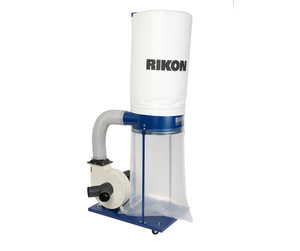 Rikon 60-150 1.5 HP Dust Collector