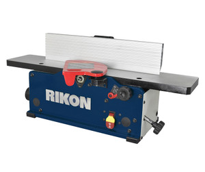 """Rikon 20-600H 6"""" Benchtop Helical Head Jointer"""