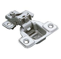 Salice CSP3499XR 106 Degree 3/4 Overlay Compact Face Frame Hinge XR