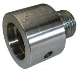 """Vicmarc Spindle Adapter 1.25"""" x 8tpi to 1"""" x 8tpi"""