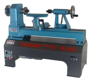 Vicmarc V00736-US VL150 12x14 Bench Top Mini Lathe