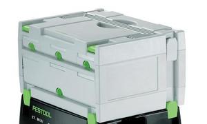 Festool 491522 Sortainer 4 drawers