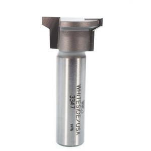 Whiteside 3347 Drawer Lock Glue Joint Router Bit