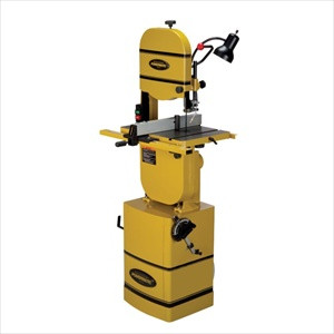 "Powermatic PWBS04CS, 14"" Wood Bandsaw with closed stand"