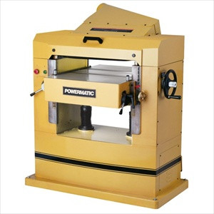 "Powermatic 201HH, 22"" Planer with Helical Cutterhead"