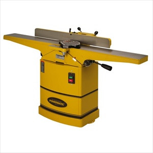 "Powermatic 54A 6"" Jointer with Quick Change Knife System"