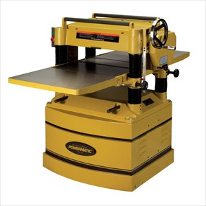 "Powermatic 209HH, 20"" Planer, 5HP 1PH 230V, with Byrd Cutterhead"