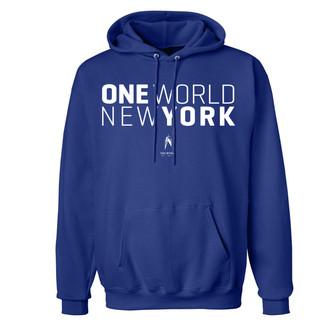One World Observatory Blue Hoody