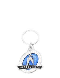 One World Observatory Keychain #5