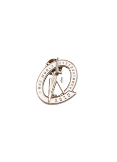 One World Observatory Lapel Pin H