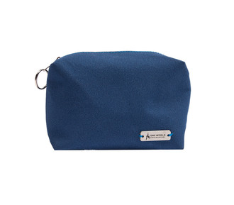 One World Observatory Cosmetic bag blue