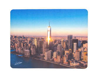 One World Observatory Evan Joseph Photo Mousepad