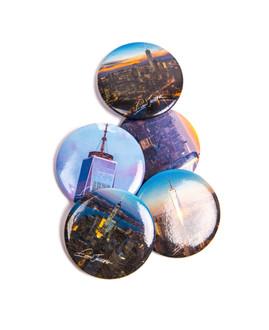 One World Observatory Evan Joseph Button set
