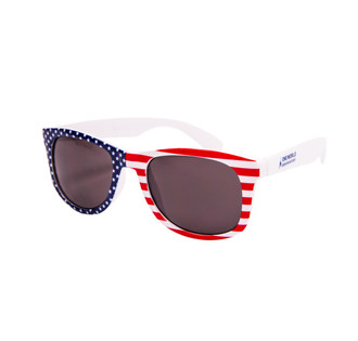 One World Observatory Malibu Patriotic Sunglasses