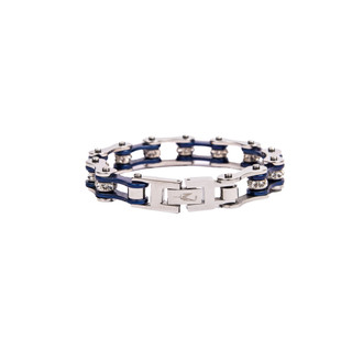 One World Observatory Metal Chain Bracelet for Women