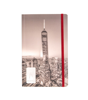One World Observatory Judith Dupre Journal with Tower