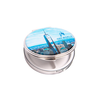 One World Observatory Pill Box