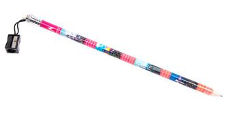 One World Observatory Jumbo Pencil Pink