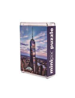 One World Observatory MiniPix Puzzle Day View