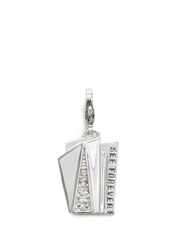 One World Observatory Modern Charm with crystals from Swarovski