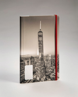 One World Observatory Trade Center Notebook
