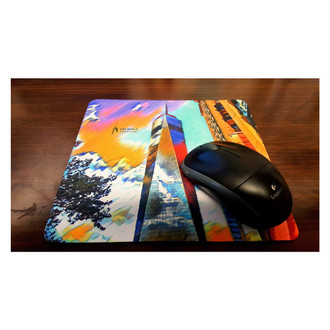 One World Observatory Ken Jones Mouse Pad