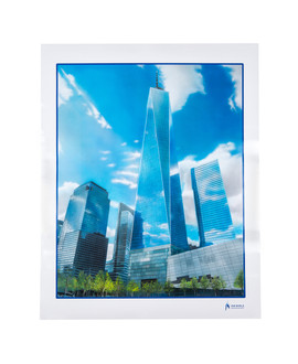 One World Observatory Print - Vertical