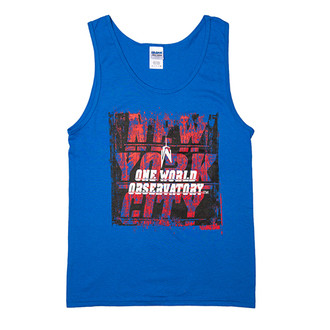 One World Observatory Men's Workout Tank