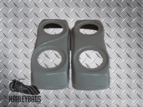 2014 Saddlebag Lids with Dual Speakers for Harley Davidson Bagger Motorcycle