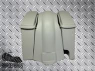 6 Harley Stretched Saddlebags Fender