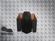 """6"""" Stretched Saddlebags & Fender -Harley Davidson"""