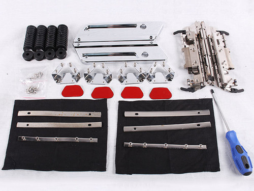 Harley Davidson Saddlebag Latch Hardware Kit