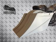 "Harley Davidson Custom 8"" Extended Stretched Saddlebags"