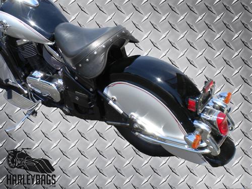 Kawasaki 1500 Drifter Motorcycle Indian Style Fiberglass Rear Fender