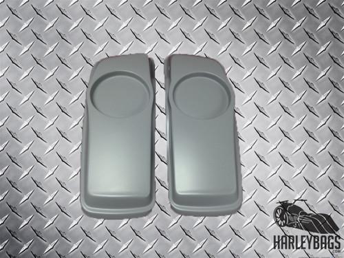"Saddlebag 6.5"" Speaker Lids for 2014 - 2015 Harley Davidson Bagger"