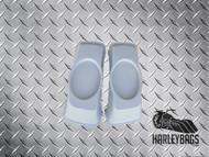 "Harley Davidson Saddlebag 6""x9"" Speaker Lids - Hard Fiberglass"
