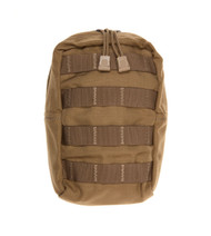 TAC SHIELD Vertical GP Utility Molle Pouch (Coyote)