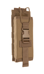 TAC SHIELD MBITR Radio Molle Pouch (Coyote)