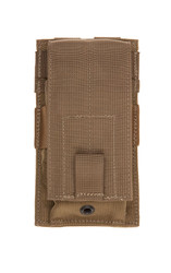 TAC SHIELD Universal Rifle Mag Molle Pouch (Coyote)