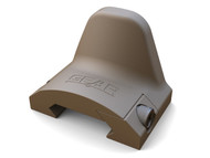 Gear Sector Rail Mount Hand Stop (Patriot Brown)