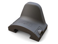 Gear Sector Rail Mount Hand Stop (Black)