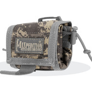 Maxpedition ROLLYPOLY Folding Dump Pouch (Digital Foliage Green)
