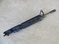 "Spike's Tactical 14.5"" (16"" OAL) Midlength Lightweight LE w/Black MOE Handguards and Vortex Flash Hider - 5.56mm"